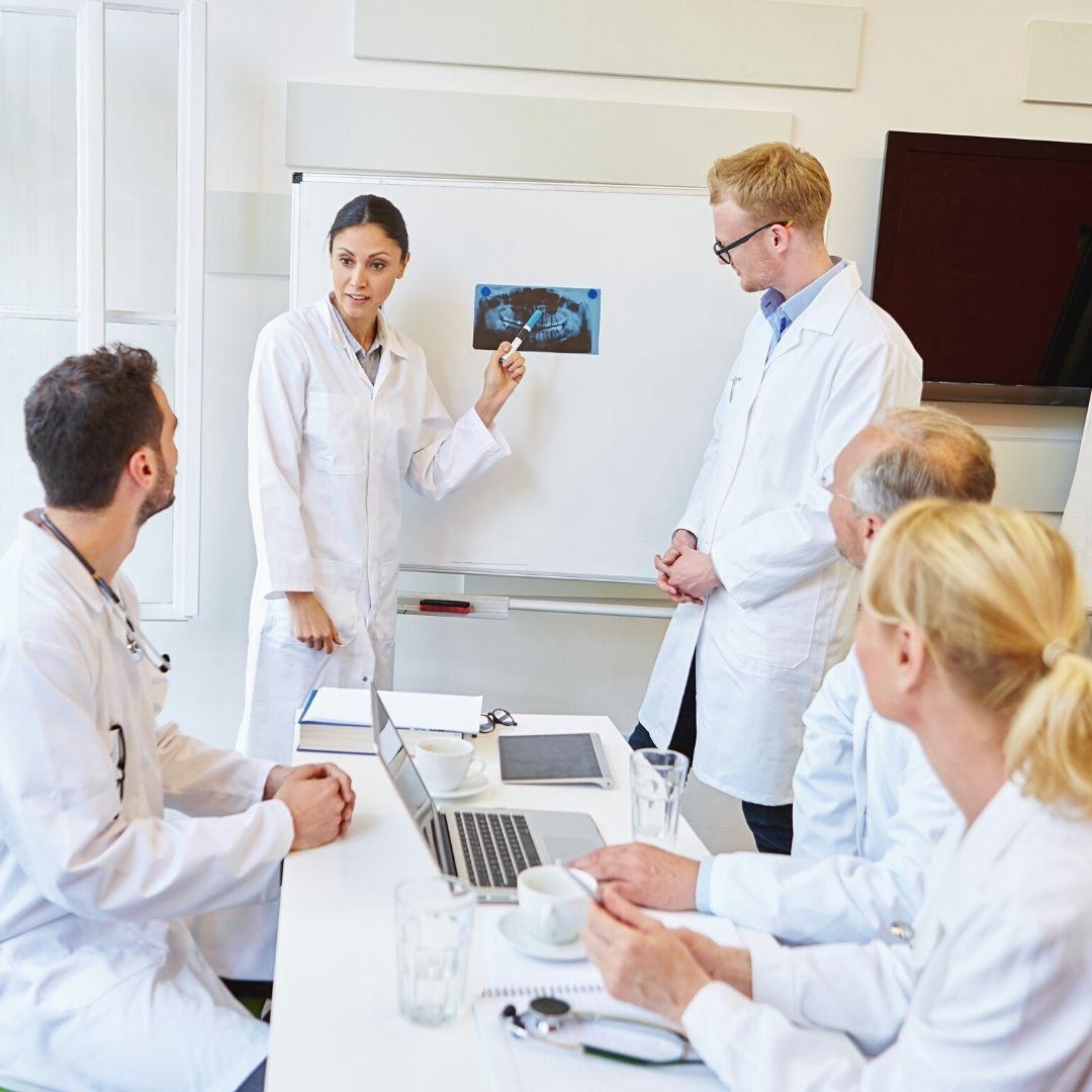 традиционные и цифровые методы диагностики заболеваний зубов